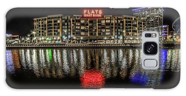 Flats East Bank Galaxy Case