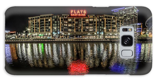 Flats East Bank Galaxy Case