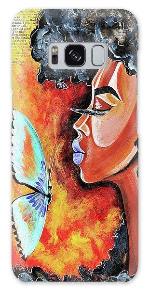 Galaxy Case - Flawed by Artist RiA