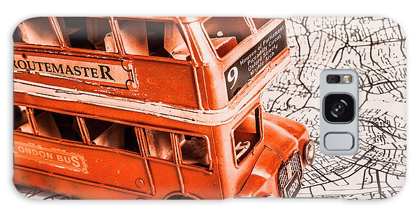 Navigation Galaxy Case - Fleet Street by Jorgo Photography - Wall Art Gallery