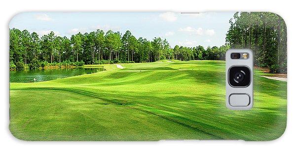 Fleming Island Golf Club Galaxy Case