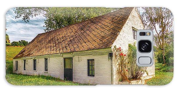 Flemish Cottage Galaxy Case