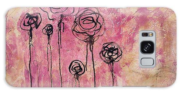 Fleur Galaxy Case