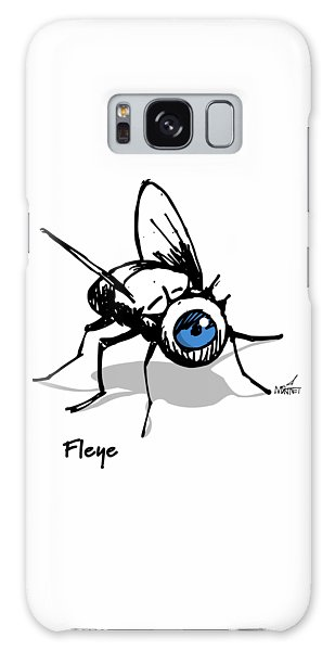 Fleye Galaxy Case