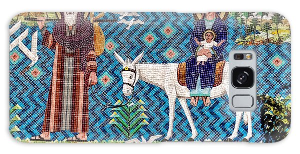 Flight Into Egypt Galaxy Case