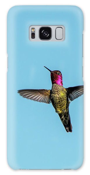 Flight Of A Hummingbird Galaxy Case