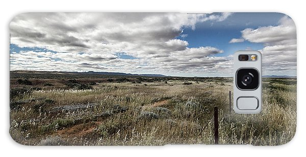 Flinders Ranges Fields V2 Galaxy Case by Douglas Barnard
