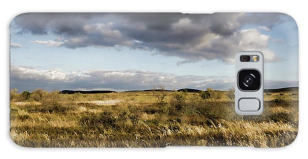 Flinders Ranges Fields V3 Galaxy Case by Douglas Barnard