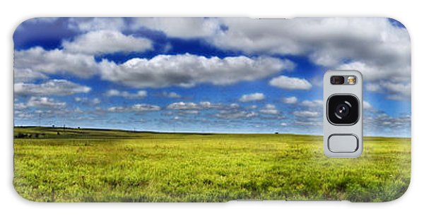 Flint Hills Panorama 1 Galaxy Case