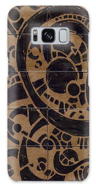 Flipside 1 Panel A Galaxy Case