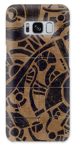 Flipside 1 Panel B Galaxy Case