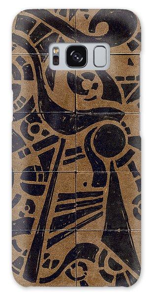 Flipside 1 Panel C Galaxy Case