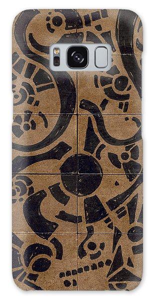 Flipside 1 Panel D Galaxy Case