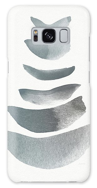 Floating 1- Zen Art By Linda Woods Galaxy Case by Linda Woods