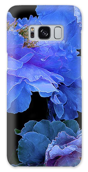 Floating Bouquet 10 Galaxy Case