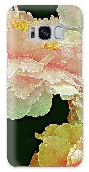 Floating Bouquet 31 Galaxy Case