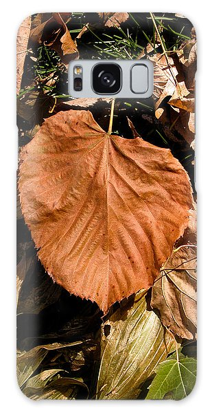 Floating Leaf Galaxy Case