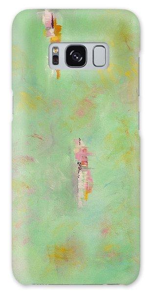 Floating Galaxy Case by Suzzanna Frank