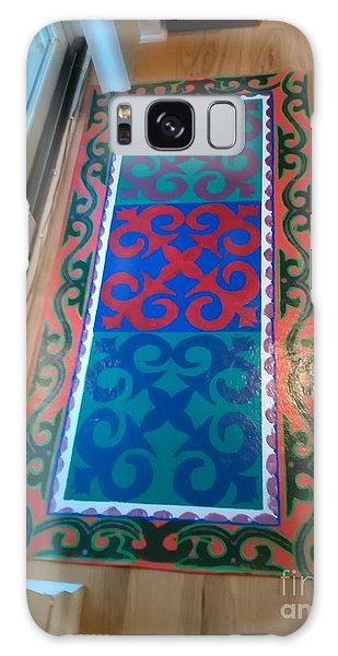 Floor Cloth Arabesque Galaxy Case