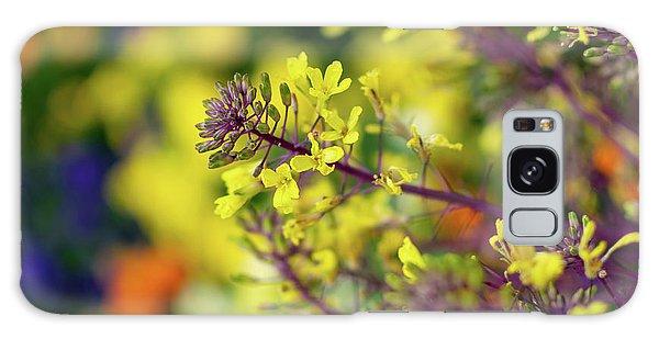 Flora Flora Flora Galaxy Case
