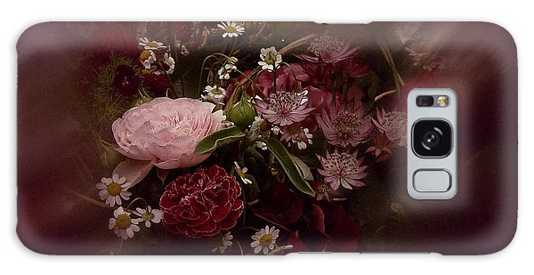 Floral Arrangement No. 4 Galaxy Case by Richard Cummings