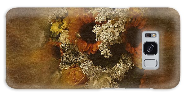 Floral Arrangement No. 5 Galaxy Case by Richard Cummings