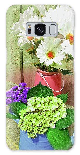 Floral Art 333 Galaxy Case