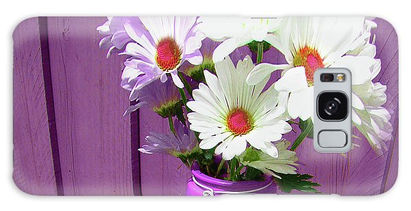 Floral Art 335 Galaxy Case