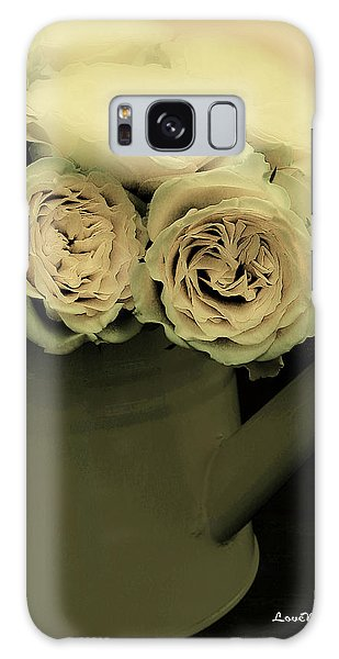 Floral Art 38 Galaxy Case