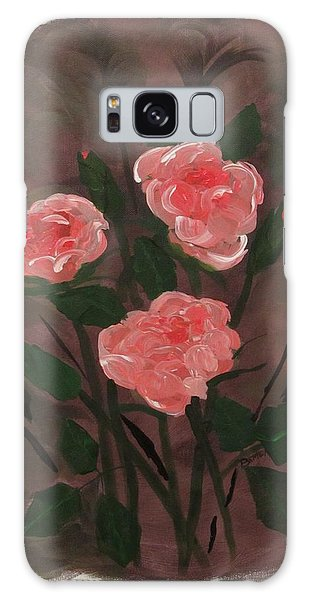 Floral Art Galaxy Case