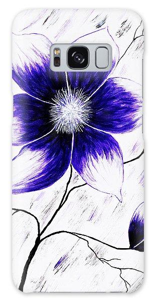 Floral Awakening Galaxy Case