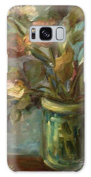 Floral Bouquet Galaxy Case