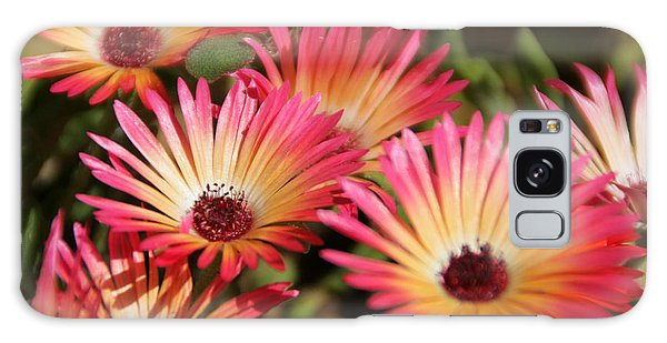 Floral Expectancy Galaxy Case by Andrea Jean
