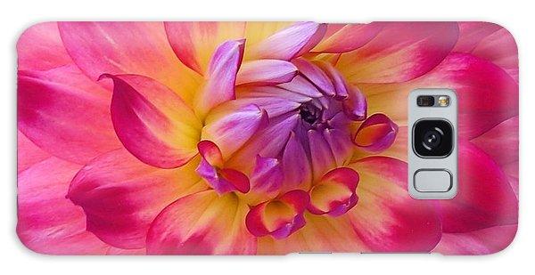 Floral Fantasia Galaxy Case