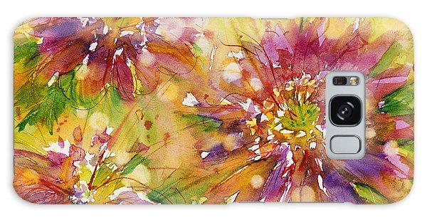 Floral Fireworks Galaxy Case