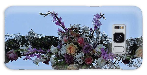 Exploramum Galaxy Case - floral love in the Kenyan sky by Exploramum Exploramum