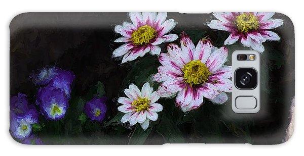 Floral  Galaxy Case
