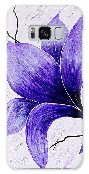 Floral Slumber Galaxy Case