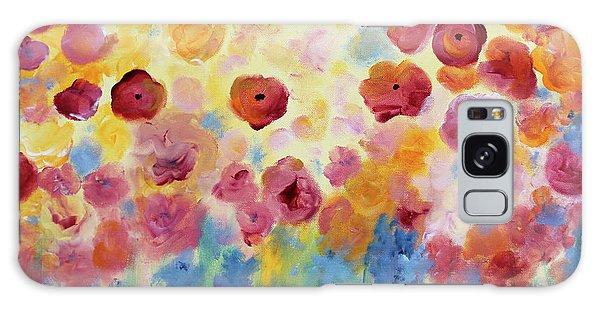 Floral Splendor II Galaxy Case