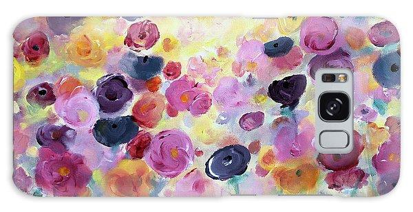 Floral Splendor IIi Galaxy Case