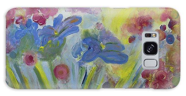 Floral Splendor Galaxy Case