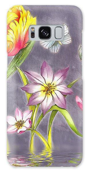 Floral Supreme Galaxy Case
