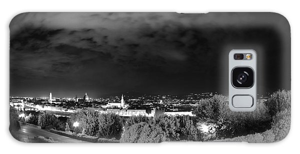 Florence From Above Galaxy Case