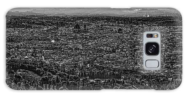 Florence From Fiesole Galaxy Case