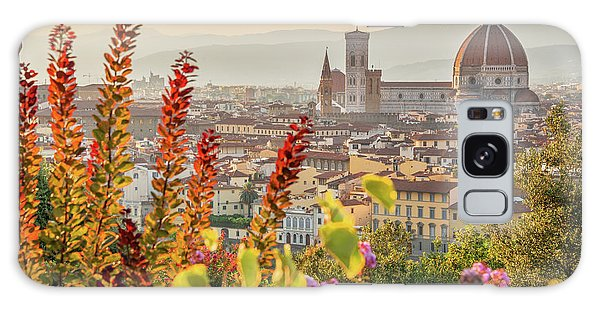 Florence In Summer Galaxy Case