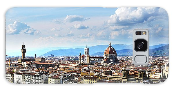 Florence, Italy Galaxy Case