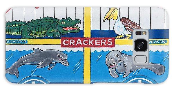 Florida Animal Crackers Galaxy Case