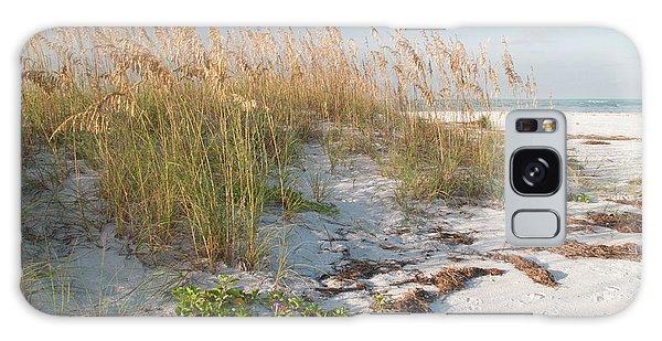 Florida Beach And Sea Oats Galaxy Case