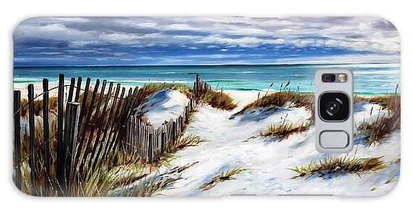 Florida Beach Galaxy Case