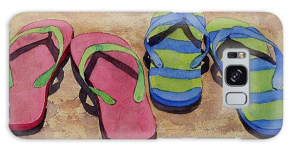 Florida Dress Shoes Galaxy Case by Judy Mercer